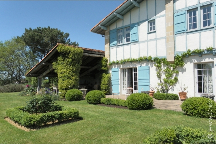 Reve Basque - Luxury villa rental - Aquitaine and Basque Country - ChicVillas - 10