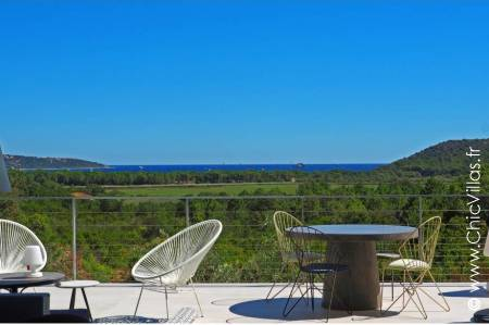 Luxury villa for rent near Porto Vecchio in Corsica