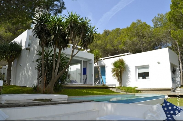 Reves de Costa Brava - Luxury villa rental - Catalonia (Sp.) - ChicVillas - 3