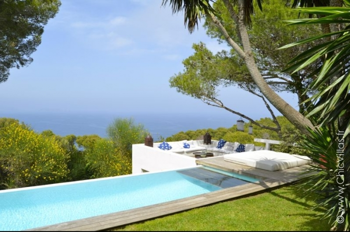 Reves de Costa Brava - Luxury villa rental - Catalonia (Sp.) - ChicVillas - 7