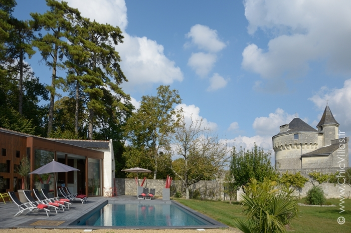 Spirit of Loire Valley - Luxury villa rental - Loire Valley - ChicVillas - 35