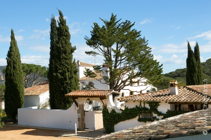 Sueno Sant Agaro - Luxury villa rental - Catalonia (Sp.) - ChicVillas - 3