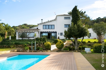 Sueno Sant Agaro - Location de Villas de Luxe d'Exception en Catalogne (Esp.) | ChicVillas