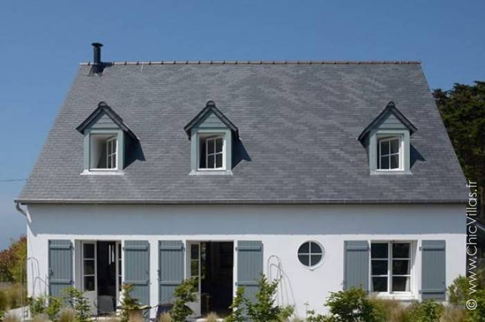 Sweet Brittany - Location villa de luxe - Bretagne / Normandie - ChicVillas - 4