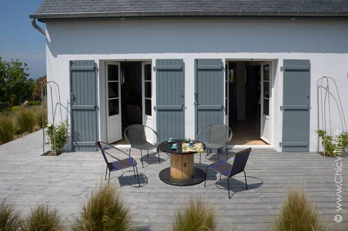 Sweet Brittany - Location villa de luxe - Bretagne / Normandie - ChicVillas - 9
