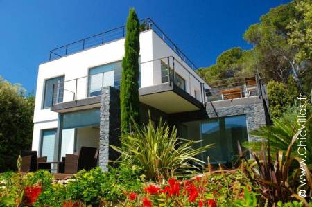 Beautiful villa with sea view: Terrasses de Sa Riera