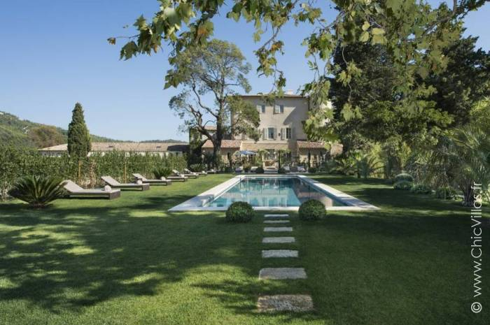 Treasure of Provence - Location villa de luxe - Provence / Cote d Azur / Mediterran. - ChicVillas - 8
