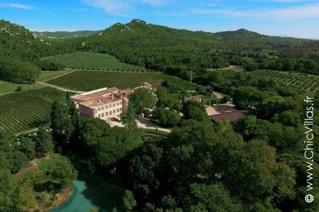 Rent a luxury chateau, Treasure of Provence