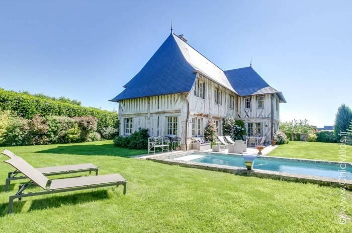 True Normandy - Location villa de luxe - Bretagne / Normandie - ChicVillas - 12