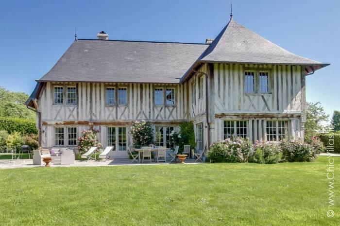 True Normandy - Location villa de luxe - Bretagne / Normandie - ChicVillas - 3