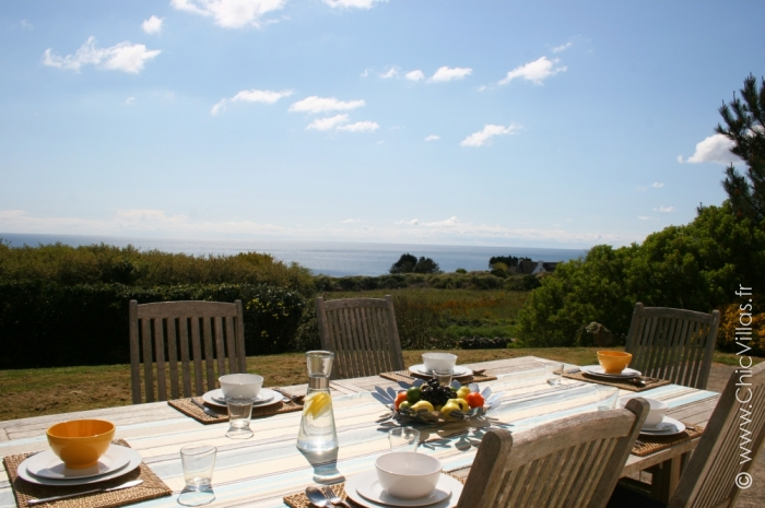 Ar Mor Bras - Luxury villa rental - Brittany and Normandy - ChicVillas - 2