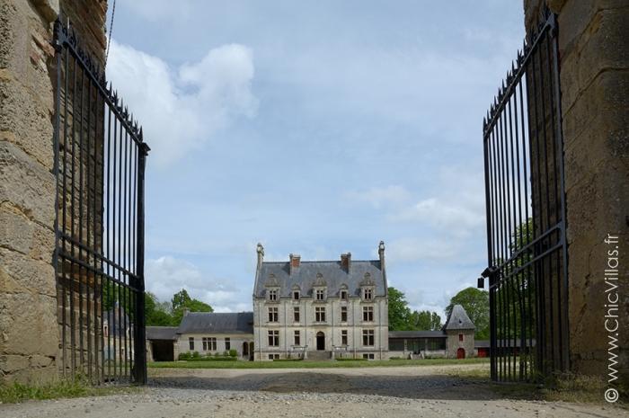 Un Chateau de Reve - Luxury villa rental - Brittany and Normandy - ChicVillas - 2