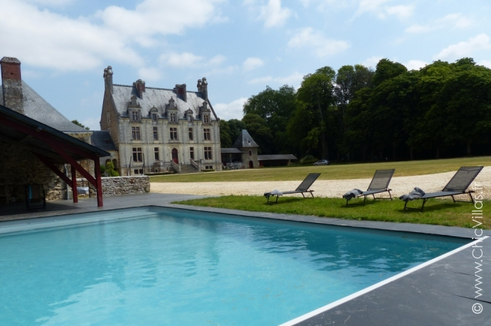 Un Chateau de Reve - Luxury villa rental - Brittany and Normandy - ChicVillas - 27
