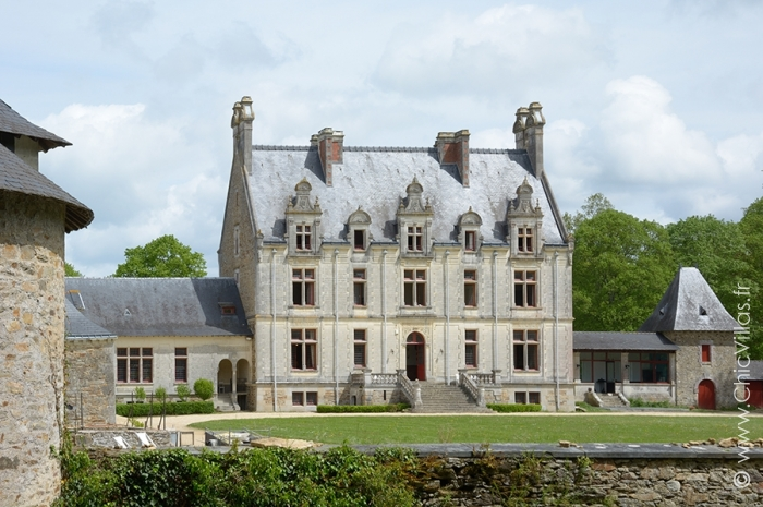 Un Chateau de Reve - Luxury villa rental - Brittany and Normandy - ChicVillas - 3