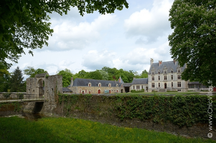 Un Chateau de Reve - Luxury villa rental - Brittany and Normandy - ChicVillas - 34