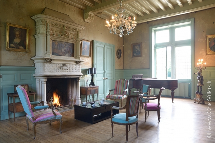 Un Chateau de Reve - Luxury villa rental - Brittany and Normandy - ChicVillas - 5