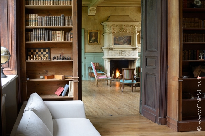 Un Chateau de Reve - Luxury villa rental - Brittany and Normandy - ChicVillas - 7