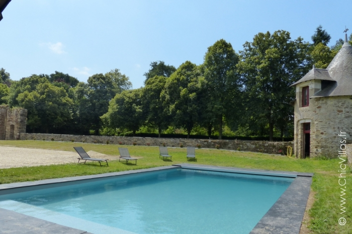 Un Chateau de Reve - Luxury villa rental - Brittany and Normandy - ChicVillas - 9