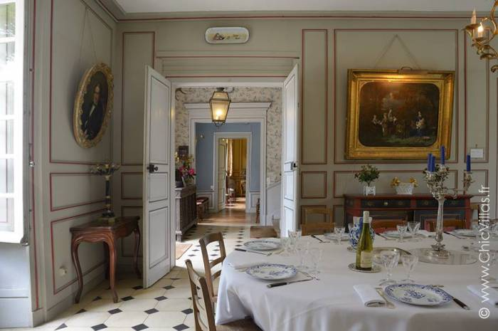 Un Chateau Francais - Luxury villa rental - Paris Area - ChicVillas - 10