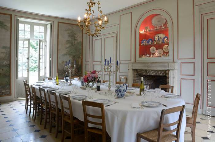 Un Chateau Francais - Luxury villa rental - Paris Area - ChicVillas - 11