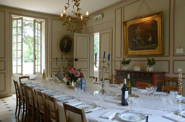 Un Chateau Francais - Luxury villa rental - Paris Area - ChicVillas - 12