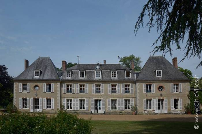 Un Chateau Francais - Location villa de luxe - Paris / Ile de France - ChicVillas - 13