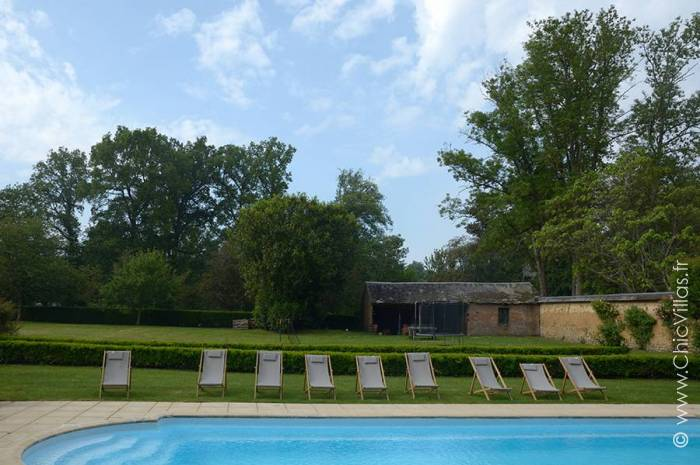Un Chateau Francais - Location villa de luxe - Paris / Ile de France - ChicVillas - 15