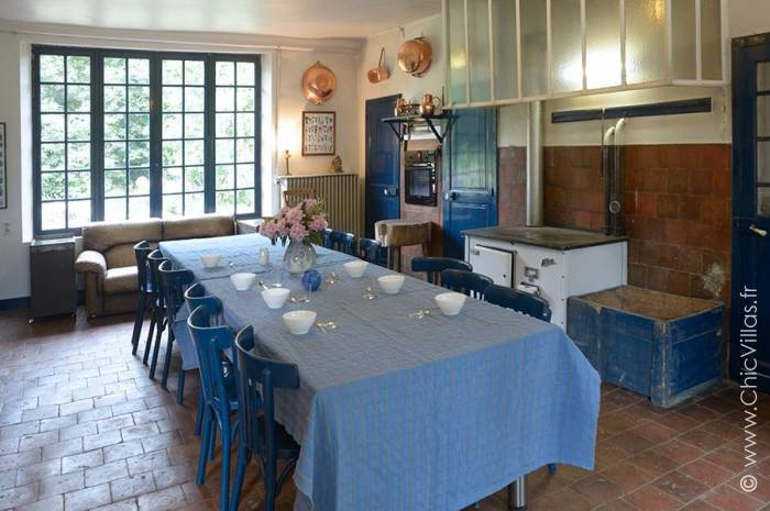 Un Chateau Francais - Luxury villa rental - Paris Area - ChicVillas - 36