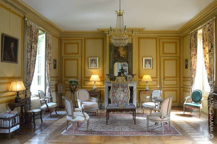 Un Chateau Francais - Location villa de luxe - Paris / Ile de France - ChicVillas - 6