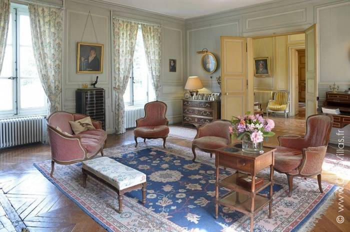 Un Chateau Francais - Luxury villa rental - Paris Area - ChicVillas - 9