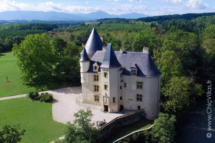 Un Chateau sur la Garonne - Luxury villa rental - Aquitaine and Basque Country - ChicVillas - 10