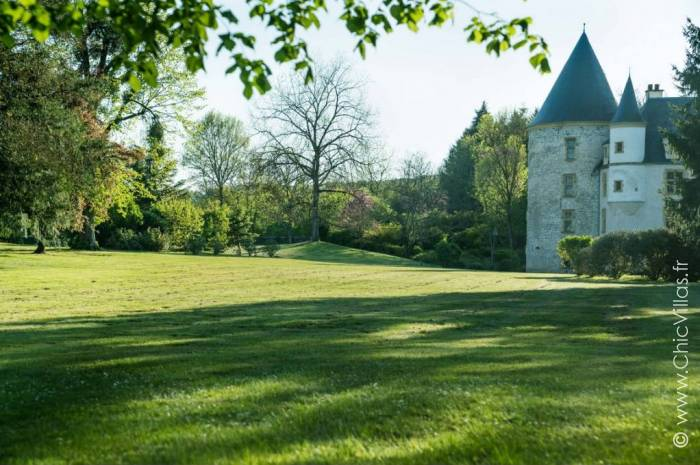 Un Chateau sur la Garonne - Luxury villa rental - Aquitaine and Basque Country - ChicVillas - 14