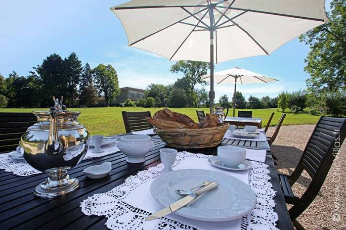 Un Chateau sur la Garonne - Luxury villa rental - Aquitaine and Basque Country - ChicVillas - 15
