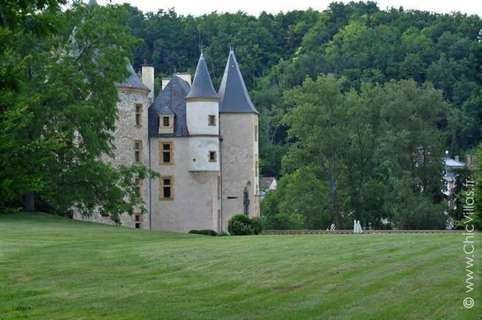 Un Chateau sur la Garonne - Luxury villa rental - Aquitaine and Basque Country - ChicVillas - 17