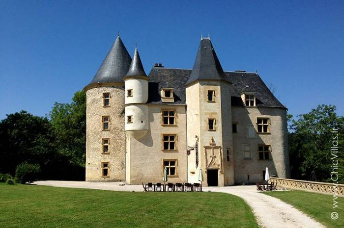 Un Chateau sur la Garonne - Luxury villa rental - Aquitaine and Basque Country - ChicVillas - 3