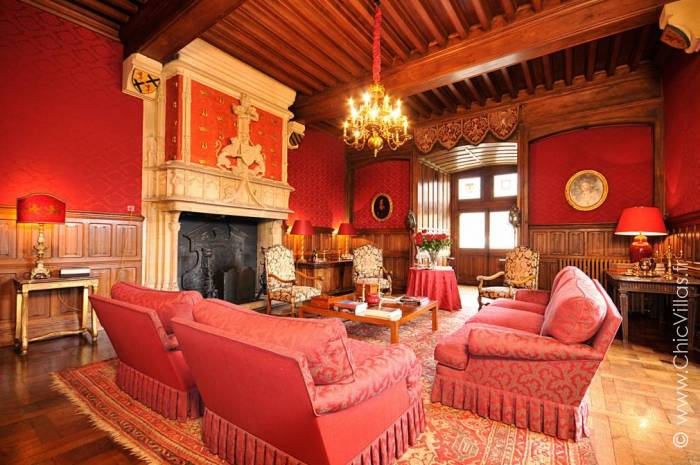 Un Chateau sur la Garonne - Luxury villa rental - Aquitaine and Basque Country - ChicVillas - 5