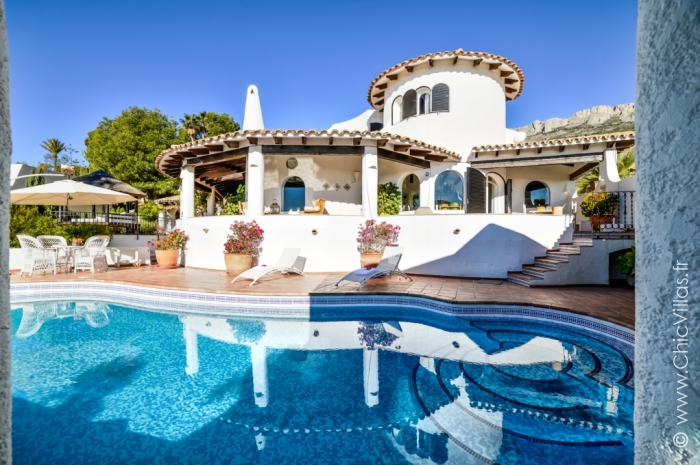 Veraneo - Luxury villa rental - Costa Blanca (Sp.) - ChicVillas - 2