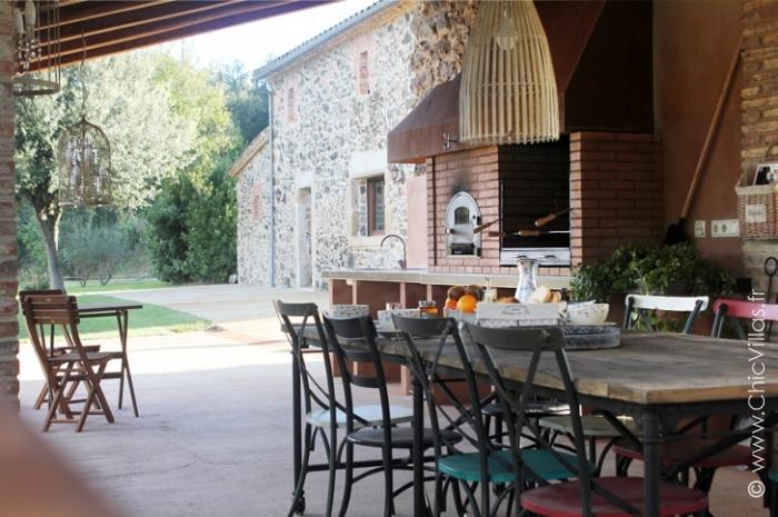 Verde Catalonia - Luxury villa rental - Catalonia (Sp.) - ChicVillas - 4