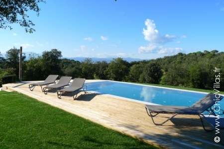 Beautiful rental villa in Spain Verde Catalonia