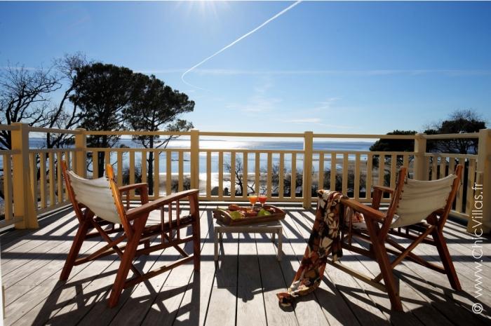 Location villa de luxe sur une rive du bassin d 39 arcachon - Hotel de luxe bassin arcachon ...