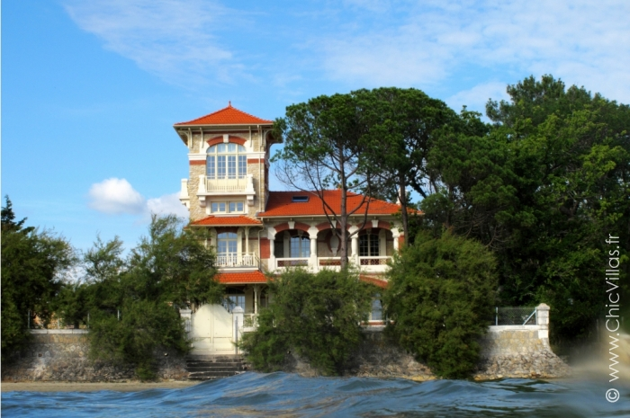 L Elegante du Bassin - Luxury villa rental - Aquitaine and Basque Country - ChicVillas - 34