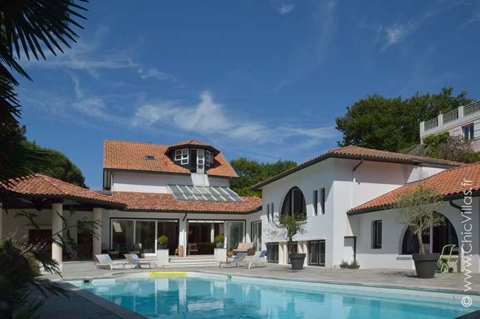De Luxe Biarritz - Location villa de luxe - Aquitaine / Pays Basque - ChicVillas - 11