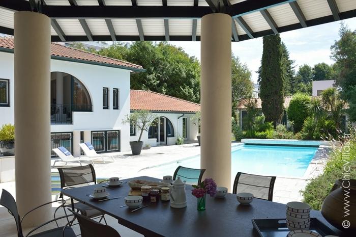 De Luxe Biarritz - Location villa de luxe - Aquitaine / Pays Basque - ChicVillas - 14