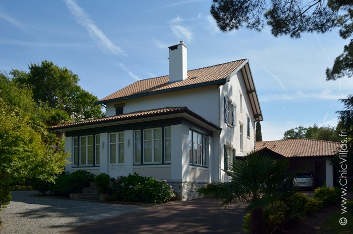 De Luxe Biarritz - Location villa de luxe - Aquitaine / Pays Basque - ChicVillas - 2