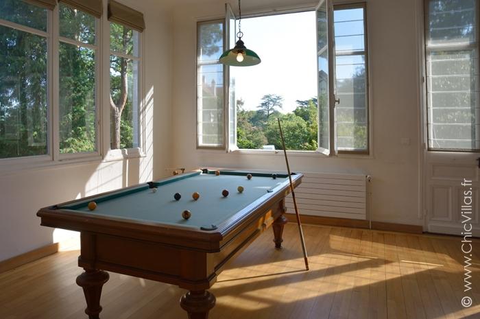 De Luxe Biarritz - Location villa de luxe - Aquitaine / Pays Basque - ChicVillas - 29