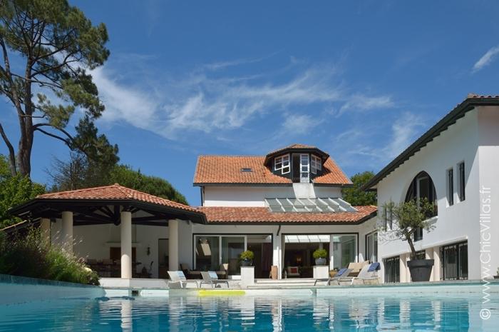 De Luxe Biarritz - Location villa de luxe - Aquitaine / Pays Basque - ChicVillas - 33