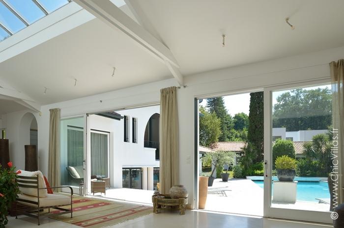 De Luxe Biarritz - Location villa de luxe - Aquitaine / Pays Basque - ChicVillas - 5
