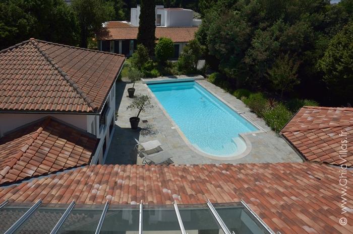De Luxe Biarritz - Location villa de luxe - Aquitaine / Pays Basque - ChicVillas - 8