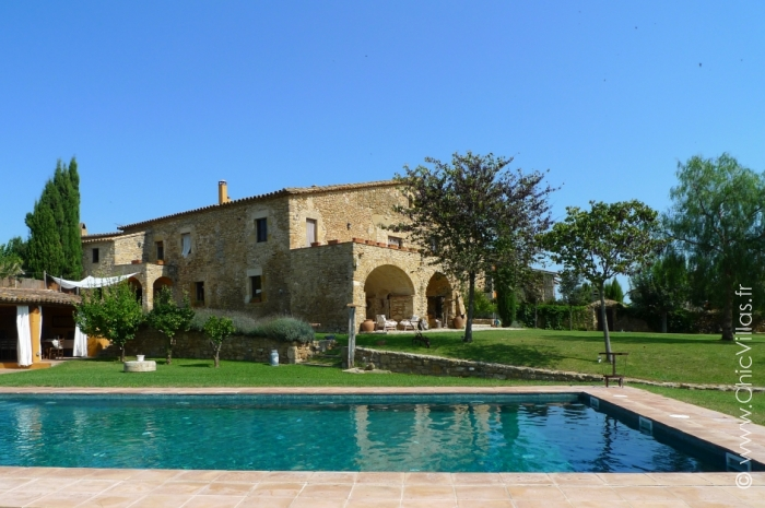Villa Catalana - Luxury villa rental - Catalonia (Sp.) - ChicVillas - 1