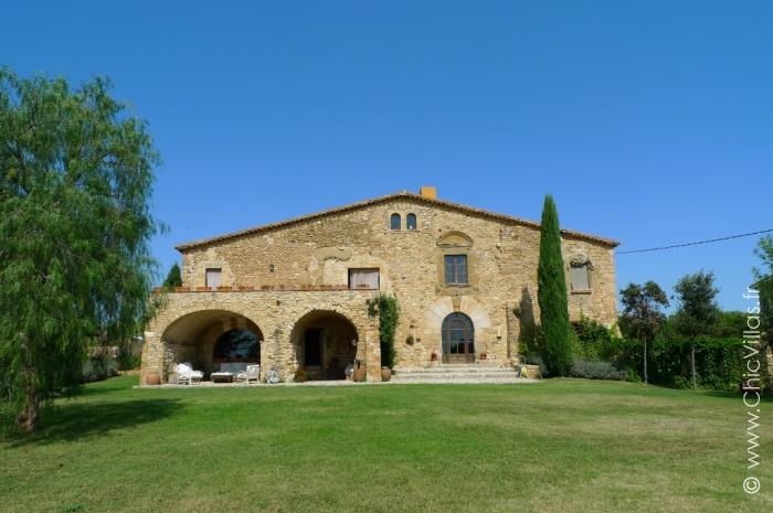 Villa Catalana - Location villa de luxe - Catalogne (Esp.) - ChicVillas - 20